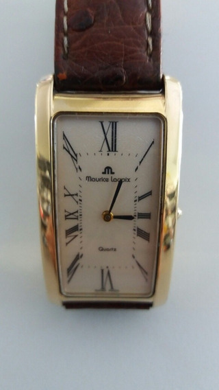 Relogio Maurice Lacroix Swiss Made Gold Plated
