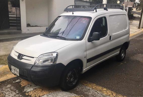 Peugeot Partner 1.6 Furgón Plc Pack Mt 2009