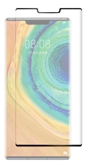 Mica De Cristal Templado 3d 9h Curvo Para Huawei Mate 30 Pro