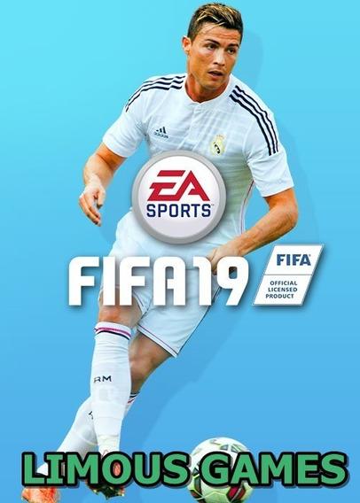 Fifa 19 - Xbox 360 - Mídia Digital