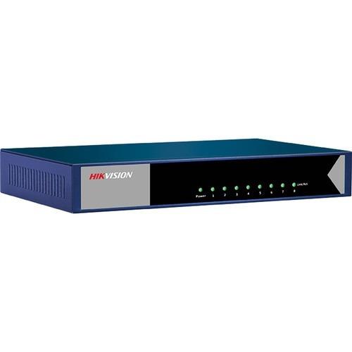 Switch Hikvision 8 Puertos 10/100/1000 Mb/s Ds-3e0508-e