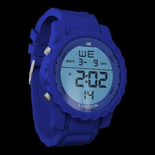Relógio 18k Watches London 12x S/ Juros Frete Grátis