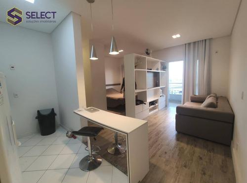 Imagem 1 de 20 de Loft Com 1 Dormitório À Venda, 42 M² Por R$ 340.000,00 - Jardim Do Mar - São Bernardo Do Campo/sp - Lf0045