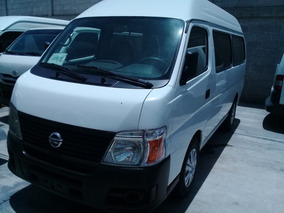 Nissan Urvan 2012 15 Pas.
