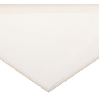 Lámina De Acrílico Del Molde Transparente Blanco Claro 12