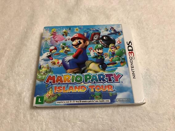 Mario Party Island Tour - Lacrado De Fabrica Com Luva