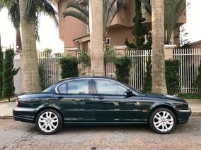 Jaguar X-type 3.0 Se V6 24v Gasolina 4p Automático