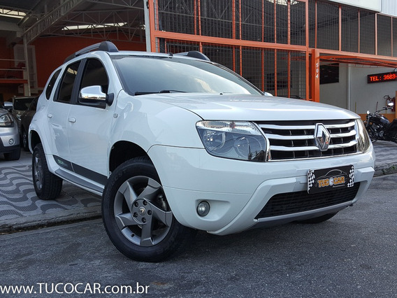 Renault Duster 2.0 16v Tech Road (aut) Flex 2014 Unico Dono