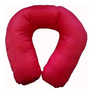 Travesseiro Almofada De Pescoço Para Viagens Adulto + Nf-e