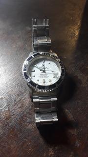 Reloj Rolex .submariner Entero Acero (imitación)