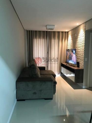Apartamento De 2 Dormitórios Com 2 Vagas Próximo Ao Metrô Carrão - Af21218