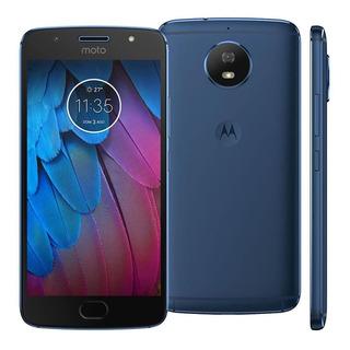 Motorola Moto G5s Xt1792 32gb Safira, Câm 16mp (vitrine)