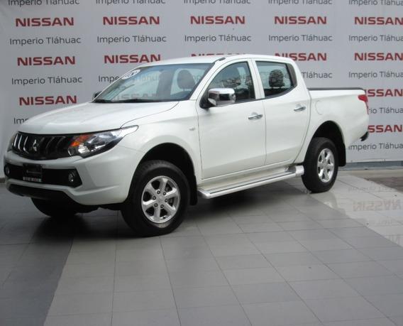 L200 Diesel 4x4, Buenisima, Opciones De Crédito, Garantía*