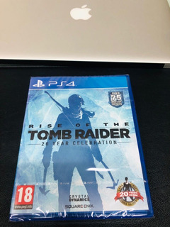 Rise Of The Tomb Raider: 20 Year Celebration Ps4 ( Sellado )