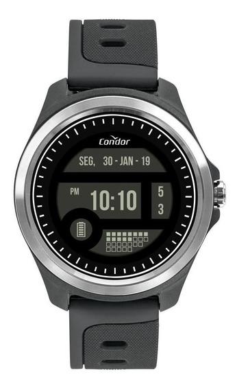 Relógio Condor Masculino Digital Prata Cokw05caa/8c
