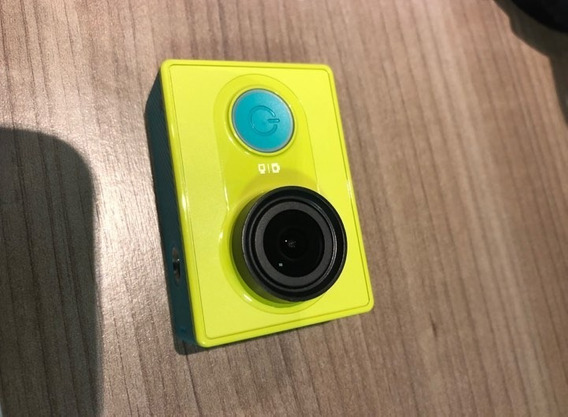 Câmera Action Cam Xiaomi Yi 1080p 16mp Full Hd + Caixa Estan