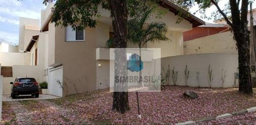 Imagem 1 de 18 de Casa No  Gramado - Campinas Sp - Ca1066