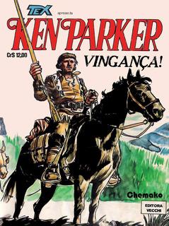 Ken Parker 80 Edições