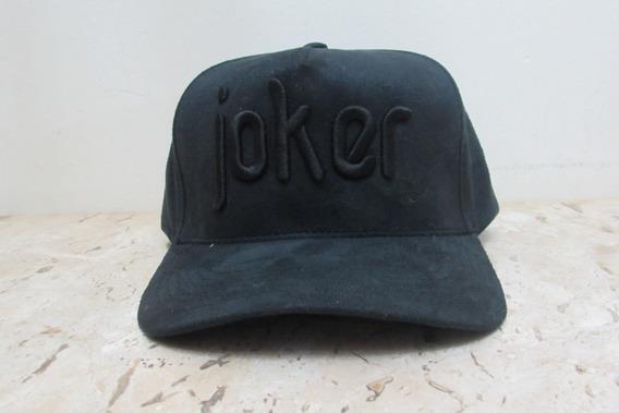 Boné Premium Joker - Preto