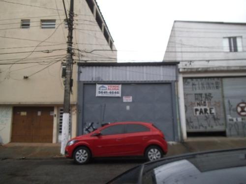 Imagem 1 de 1 de Locação/venda Galpão - Jardim Bélgica, São Paulo-sp - Rr2519