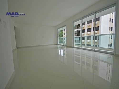 Imagem 1 de 16 de Apartamento Residencial À Venda, Centro, Guarujá - . - Ap6907