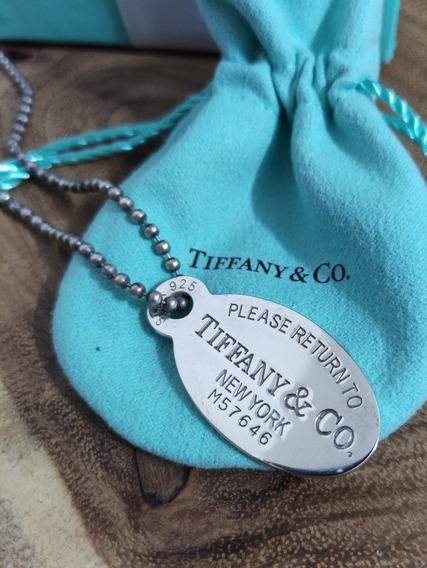 Corrente Tiffany And Co Return To Tiffany
