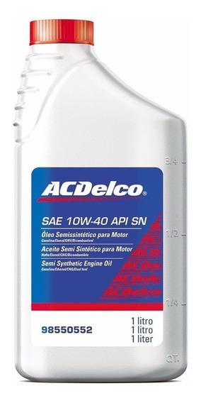 Óleo Semisintético P/ Motor Api Sn 10w-40