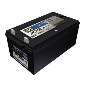 12x Bateria Moura Clean 220ah 12mf220 Fabricação 28/01/19