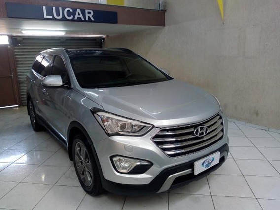 Hyundai Santa Fe Grand Gls 3.3l V6 4wd (aut) Gasolina Auto
