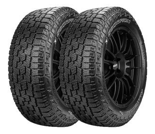 Kit 2 Neumáticos Pirelli 255 70 R16 Scorpion A/t Ford Ranger