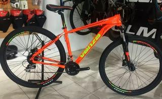 Bicicleta Mtb Venzo Eolo R29 Frenos Hidráulicos