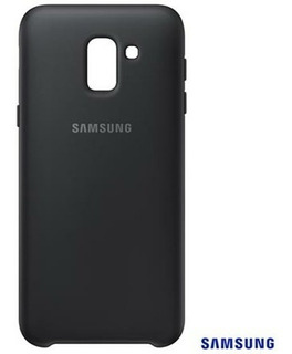 Samsung - Capa Dual Layer Cover Original Galaxy J6 (2018)