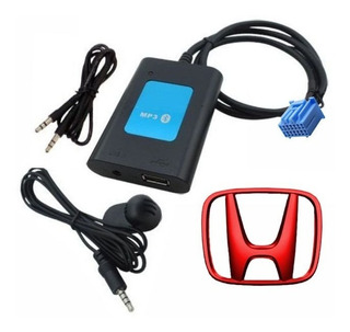 Interface Usb Bluetooth Honda Civic Crv 1998 Ate 2006 Som