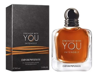 Perfume Stronger With You Intensely By Armani 100ml Edp