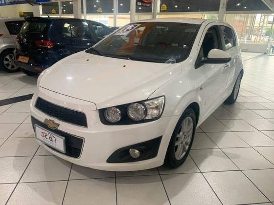 Chevrolet Sonic 1.6 Ltz - 2013