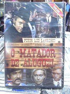 O Matador De Aluguel Peter Lee Lawrence Dvd Lacradofrete15,0