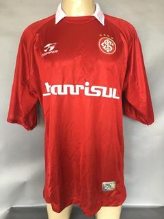 Camisa Interncaional Topper #9 Brasileiro Usada 2002
