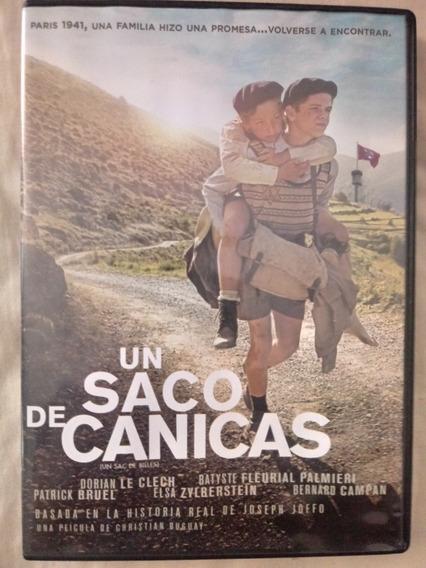 Pelicula Dvd Un Saco De Canicas (un Sac De Billes)