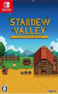 Código Stardew Valley Nintendo Switch Digital