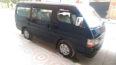 Toyota Hiace Minibus 1996 Japonesa