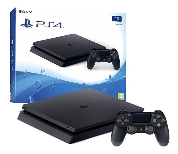 Play Station 4 1tb Ps4 1000gb +25 Dolares 1 Juego A Elegir