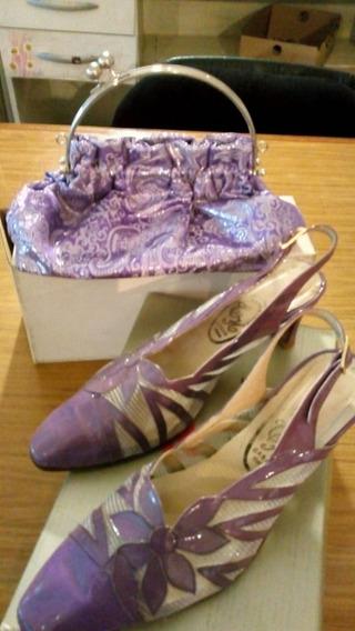 Zapatos Realizados A Mano Hermosos