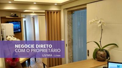 Clínica De 60m2 Totalmente Mobiliada À Venda Ou Aluguel No Jardim Carioca - Rj - Sa0142