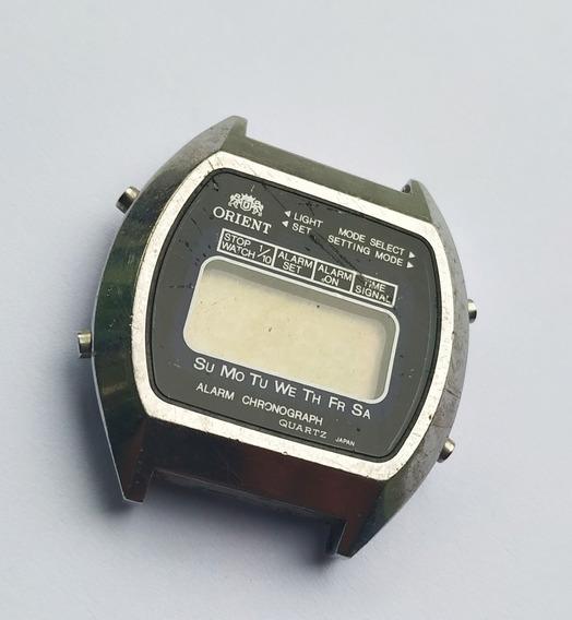 Relógio De Pulso Orient Alarme Chronograph - P/ Conserto