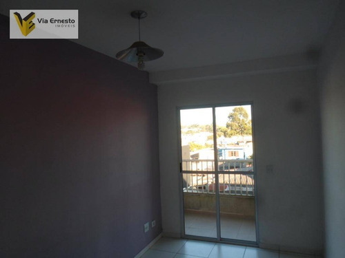 Apartamento Residencial À Venda, Jardim Casablanca, São Paulo. - Ap0249