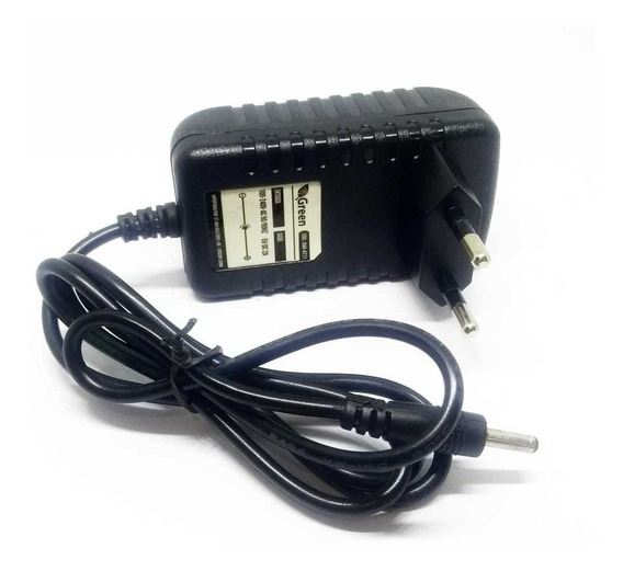 Fonte D Alimentação 5v 2a Plug P4 Mini 180º Positivo Interno