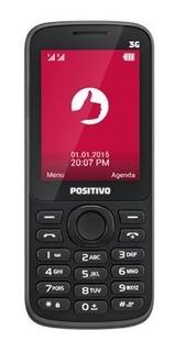 Celular P30 Single 3g Preto Original \ Novo