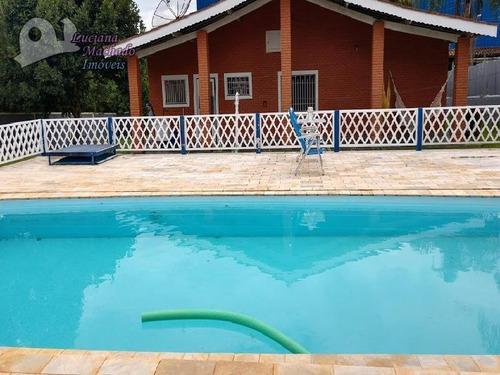 Chácara Condomínio Para Venda Em Atibaia, Pinheirinho, 4 Dormitórios, 1 Suíte, 2 Banheiros, 4 Vagas - Ch00053_2-1139629