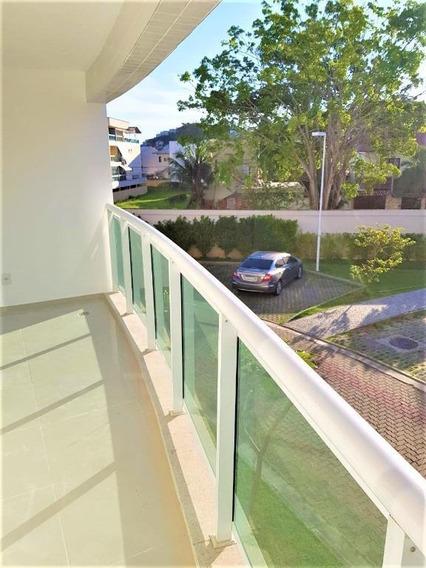 Apartamento Com 2 Dormitórios À Venda, 82 M² Por R$ 562.000,00 - Camboinhas - Niterói/rj - Ap2578