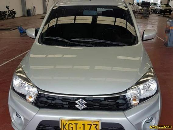 Suzuki Celerio Hg Mt